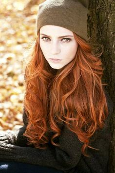 Redhead Perfection