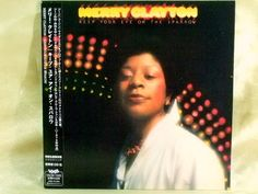CD/Japan- MERRY CLAYTON Keep Your Eye On The Sparrow w/OBI RARE MINI-LP remaster #DiscoSoul
