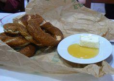 bread and cream