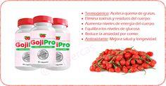 Goji Pro The Originals, Pastel, Vitamins, Speed Up Metabolism, Get Skinny, Health Products, Berries, Losing Weight Fast
