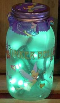 Tinker ell Light....I am so a bout to make me two of these