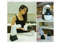 Mexican Coffee Maker by Delegación Mexicana de Diseño , via Behance