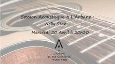 Session Acoustique à l'Arbane : Nelly Stan | L'Arbane