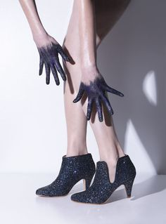 I want these Boots Patricia Blanchet...