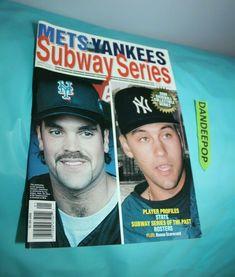 8c111c103 Subway Series Mets Vs. Yankees Subway Series 2000 Collectible Willets Point  Shea #subwayseries #