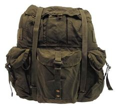 US Rucksack, Alice Bag, gebraucht / mehr Infos auf: www.Guntia-Militaria-Shop.de