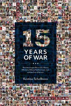 15 Years of War by Kristine Schellhaas - Soldier's Wife, Crazy Life
