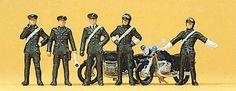 Preiser 10175 - Carabinieri Italiani