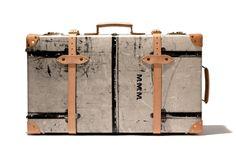 Maison Martin Margiela : Maison Martin Margiela×Globe Trotter スーツケース