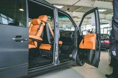 Рассказ владельца Mercedes-Benz Vito (1st generation) — встреча.