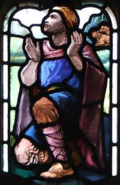St. Caedmon- First known poet of the vernacular in English.  His poetry inspired piety in all who heard it.