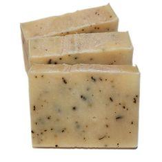How to make tea soap.