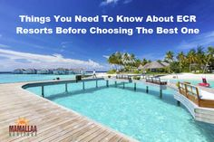 Are you planning a vacation with your family & kids? Here you will come to know about the important things need to know about ECR resorts before choosing the best one. Heritage Hotel, Us Beaches, Better One, Family Kids, Beach Resorts, Need To Know, The Best, Vacation, How To Plan