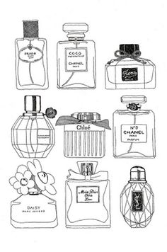 perfume ~ inspiration ~ fnet for fall ~ curated by Porphyrogene ~