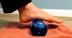 6 ejercicios para aliviar el dolor de los pies y la espalda - e-Consejos