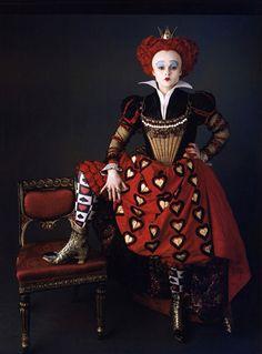 Costume Designer: Colleen Atwood #HelenaBonhamCarter