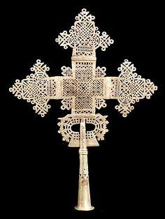 Ethiopian Cross 303