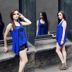 MIRROR IMAGE + Skull Tank Giveaway! (by Kimberly L.)