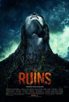 The Ruins (2008) movie #poster, #tshirt, #mousepad, #movieposters2