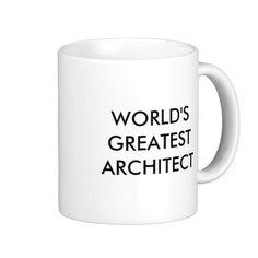 Architect Coffee Mug Architect Birthday Gifts