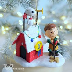 Celebrate the Holidays with the Peanuts