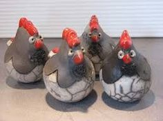 "Résultat de recherche d'images pour ""statue raku"" Clay Birds, Ceramic Birds, Ceramic Animals, Clay Animals, Ceramic Art, Raku Pottery, Thrown Pottery, Pottery Art, Chicken Crafts"