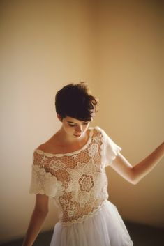 lace and pixie cut Cabelo Inspo, Haircut Parts, Mode Lookbook, Mode Inspiration, Dandy, Look Fashion, Her Hair, Ideias Fashion, Short Hair Styles