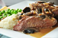 Recipe of the Day: Slow-Cooker Round Steak
