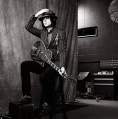There's just no one cooler than Jack White.