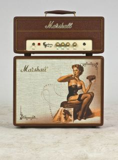 Marshall C5 Pin-Up Stack Betty. saw one of these on the weekend, in Canberra Better Music