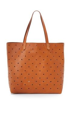 Madewell Holepunch Transport Tote on ShopStyle