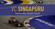 Formula Veľká cena Singapuru 2019 – program a výsledky (VIDEO) Motosport, Red Bull Racing, Online Programs, Monte Carlo, Alfa Romeo, Marina Bay, Formula 1, Grand Prix, F1