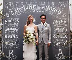 chalk-typography-wedding-Dana-Tanamachi-franklin-nashville-tn-wedding