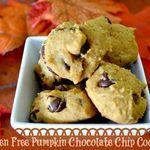 Gluten Free Pumpkin Chocolate Chip Cookies Recipe - Savvy Saving Couple