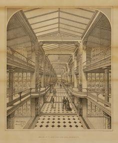 Patent Office, Restoration, Louvre, Building, Model, Travel, Image, Viajes
