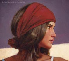 Gabriel Picart, 1962 - Realistic Figurative painter   Tutt'Art@   Pittura * Scultura * Poesia * Musica  