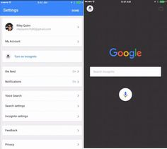 Google announced an update to its namesake app for iOS yesterday, adding a resumable private browsing mode and inline YouTube support. The new private browsing feature apes Incognito mode from the company's Chrome browser, along with its dark window theme, but adds an extra layer of privacy, t...