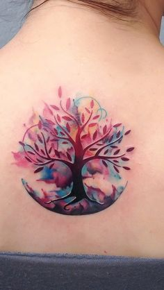 New tattoo designs color colour ideas Neue Tattoos, Body Art Tattoos, Sleeve Tattoos, Trendy Tattoos, Small Tattoos, Cool Tattoos, Small Colorful Tattoos, Tatoos, Tattoos For Daughters