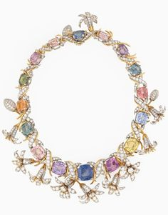 173268443 See Bunny Mellon's 142-Piece Collection of Schlumberger Jewels. Bunny  MellonDiamond JewelryGold ...
