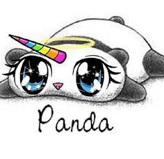 Image result for cute animal drawings Panda