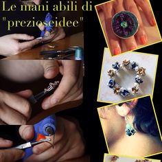 #prezioseidee #abilitá #nespresso #fantasia #arte #idee #manualita