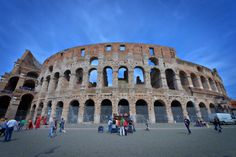 Colosseo by Welbis Pestana on Louvre, Building, Travel, Viajes, Buildings, Trips, Traveling, Tourism, Architectural Engineering