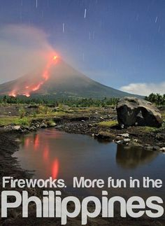 Fireworks. More fun in the Philippines.