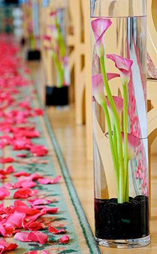 Inspiration Gallery - Ceremony Decor | Disney's Fairy Tale Weddings & Honeymoons