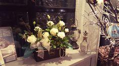 미스홀랜드 장미향이 좋은 flower  box.
