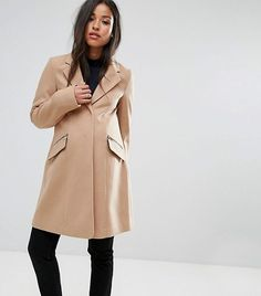 These 15 Maternity Coats Will Last You All Winter via @WhoWhatWearAU  maternity fashion, maternity clothes, maternity coat
