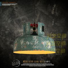 109.00$  Watch here - http://alixng.worldwells.pw/go.php?t=32693407655 - Loft Vintage Industrial Edison Liquefied Gas Tank Wrought Iron Metal Pendant Lights Lamp Fixtures for Bar Club Hall Cafe Shop