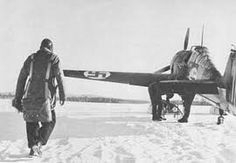 Image result for finnish war in the air