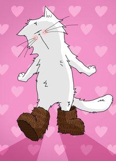 Le chat botté / Puss in boots