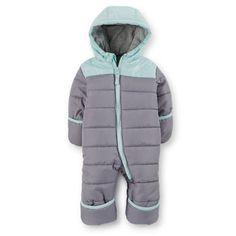 1-Piece Baby Snowsuit